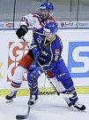Carlson hockey games: Česko - Švédsko