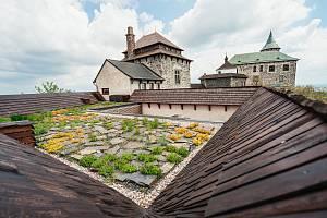 Kunětická hora odtajní veřejnosti prostory, které byly téměř 50 let zavřené. Po třech letech skončila rekonstrukce, která Kuňce vrátila podobu z 20. let. Foto: Michal Král