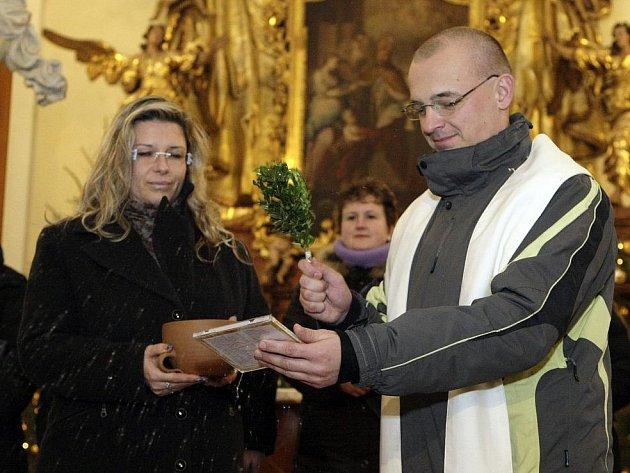 Ve farním kostele svatého Martina se konal tradiční Vánoční koncert u jesliček.