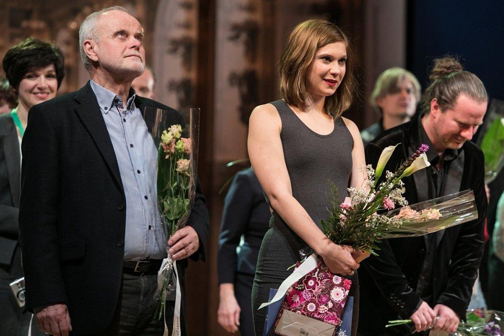 Premiéra Tančírny ve Východočeském divadle Pardubice.