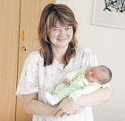 ALEŠ JEDLIČKA se narodil 9. července v 19:54 hodin mamince Pavlíně a tatínkovi Milanovi. Vážil 3,07 kilogramu a měřil 48 centimetrů. Doma v Lanškrouně na bratříčka čeká Dominik (18).
