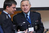 Šéf východočeské policie Petr Přibyl