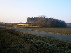 V blízkosti Černé u Bohdanče je dvacet let vyhrazené území pro těžbu písku. Obyvatelé se proti tomu nyní bouří.