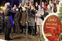 Česko zpívá koledy 2013