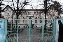 Dětský domov v ulici Bulharská