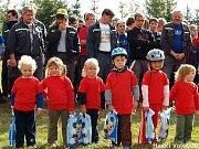 Nejmenší volečtí hasiči