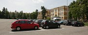 Problémy s parkováním v Pardubicích