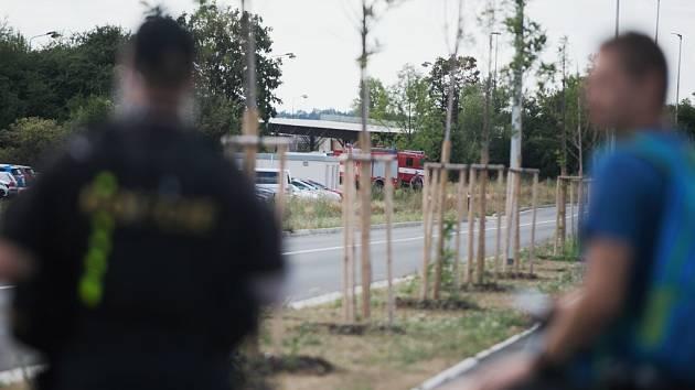 Kvůli podezřelé igelitce uzavřela cizinecká policie přístup k pardubickému letišti.