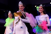 Celorepublikové finále soutěže Dívka Talent v Plzni.