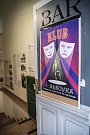 Klub Alšovka by mohl být divadelním klubem.