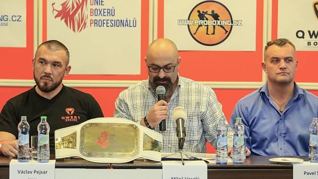 Václav Pejsar a Pavel Šour.