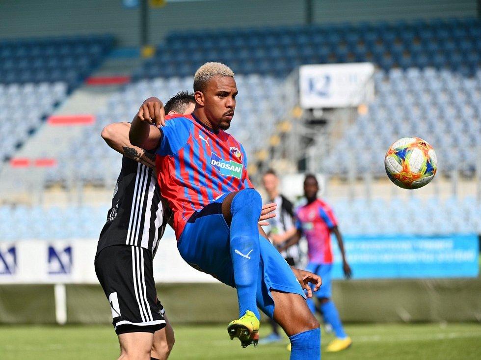 Dynamo České Budějovice - Viktoria Plzeň 1:4