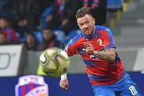 Slovenský záložník Erik Pačinda nastoupil v dresu plzeňské Viktorie do jedenácti zápasů.