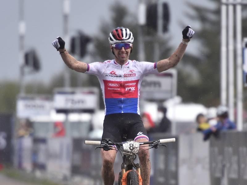 Ondřej Cink bude hlavní hvězdou závodu Horská kola Stupno
