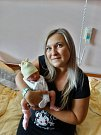 Amálie Píclová se narodila 8. září v10:31 mamince Janě Krejčíkové a tatínkovi Lukášovi zPlzně. Po příchodu na svět vplzeňské FN vážila jejich prvorozená dcerka 2900 gramů a měřila 48 centimetrů