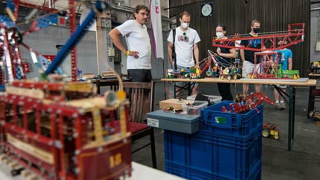 V sobotu 12.6. proběhl v plzeňském DEPO festival vynálezců a inovátorů Maker faire Pilsen 2021.