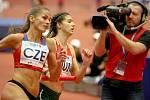 Tereza Petržilková závodila na ostravském Czech Indoor Gala loni a chybět by neměla ani letos.