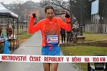 Daniel Orálek (na snímku) bude v Plzni usilovat v sobotu o čtvrtý titul v běhu na 100 kilometrů v řadě