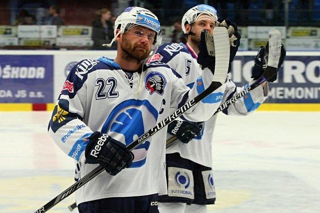 Ondřej Kratěna je pro plzeňský tým stále nesmírně platným hráčem.