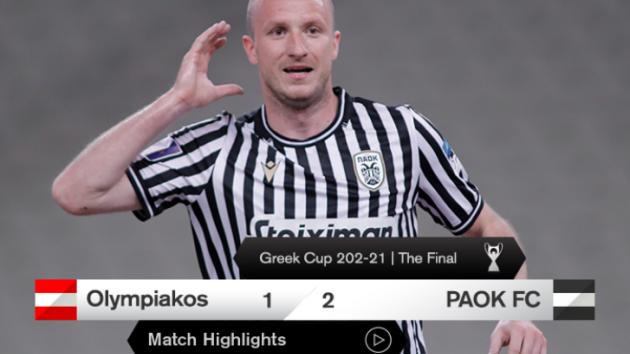 Krmenčík rozhodl řecký pohár a jedná o budoucnosti