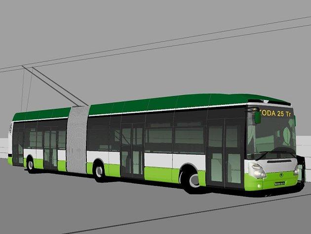 Trolejbusy od Škodovky