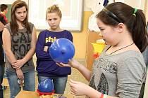 Výstava technické tvořivosti žáků základní školy v Horní Bříze