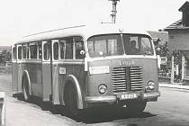 Před 70 lety začala jezdit pravidelná linka do Dolní Lukavice a Lišic.