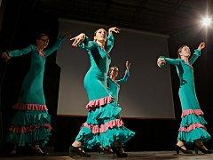 Ze soutěže Flamencopa Plzeň 2018