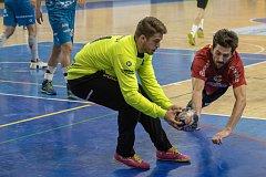 Házená: 4. semifinále play off extraligy: Talent Plzeň – Zubří