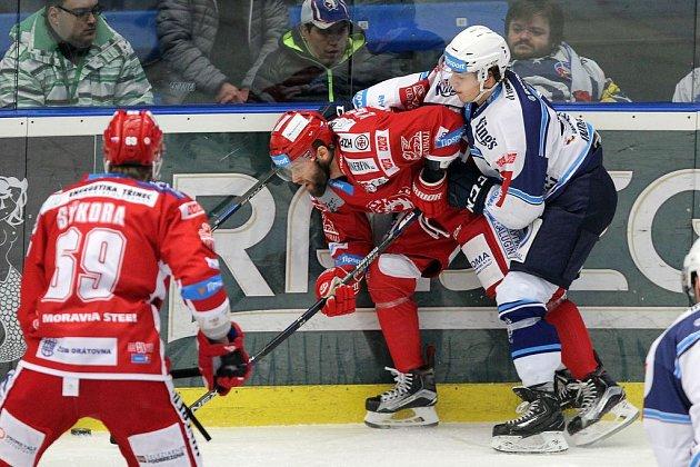 Škodovka podlehla hokejistům Třince 0:1
