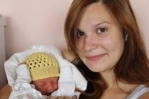 Vanessa (2,81 kg, 46 cm) se narodila 29. 9. v 15:25 ve Fakultní nemocnici v Plzni. Z jejího příchodu na svět se raduje maminka Nikol Vachtlová a tatínek Petr Kašper z Plzně