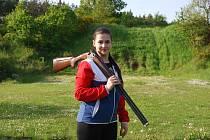 Střelkyně Michaela Štenglová