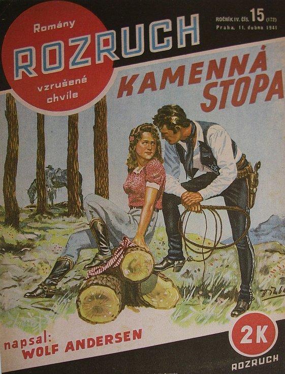 Bohumil Konečný působil ve 40. letech minulého století jako reklamní ilustrátor pro firmu Baťa ve Zlíně.