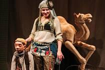 Aladin režiséra Matěje Formana dorazil do plzeňského Divadla Alfa.
