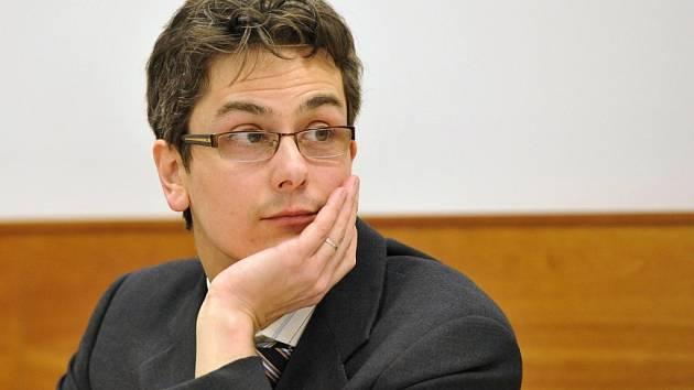 Odvolaný žalobce Okresního státního zastupitelství Plzeň-jih Oliver Pec