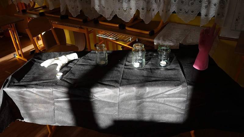 Pohádková a strašidelná škola v Chotíkově