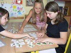 Projekt Z lavic do přírody v Tyršově základní a Mateřské škole v Plzni