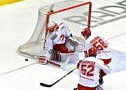 HC Oceláři Třinec - HC Škoda Plzeň.