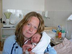 Lence a Jaroslavu Nekolovým zPlzně-Lhoty se 30. dubna v8:20 hod. narodila vMulačově nemocnici dcera Anička (2,75 kg, 48 cm). Doma ji sradostí očekává devítiletý brácha Filip