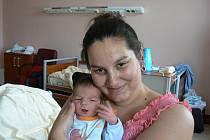 Petr (3,19 kg, 50 cm) je prvorozený syn Alžběty Illéšové a Petra Šuchmana zKaznějova. Chlapeček přišel na svět 10. května v6.09 hod. ve FN vPlzni