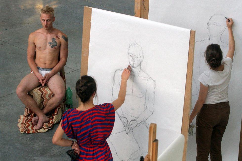 Artcamp zahájil devátou sezonu.