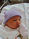Barbora Míková se narodila 22. března v9:58 mamince Alexandře a tatínkovi Zdeňkovi zPlzně. Po příchodu na svět vplzeňské FN vážila jejich prvorozená dcerka 3700 gramů.