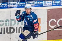 Útočník Petr Kodýtek (na archivním snímku) rozhodl o výhře Plzně v Brně svým dvanáctým gólem v sezoně.