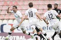 Fotbalisté Viktorie Plzeň porazili Příbram 3:0