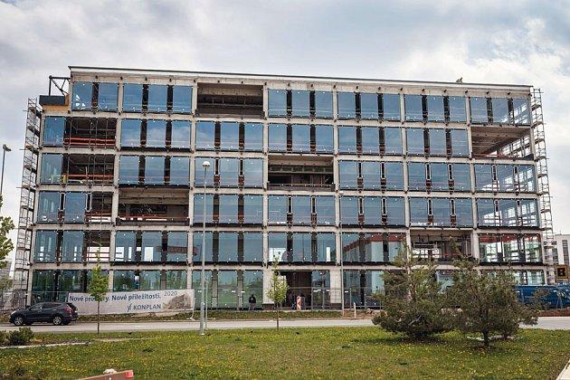 Aktuální foto vývojového centra na Borských polích. Foto Karel Štěpánek