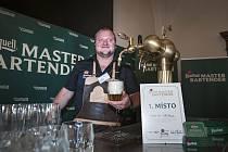 Master bartender 2019, vítěz Martin Křížek