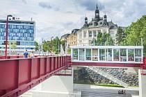 Nová Náplavka v Plzni