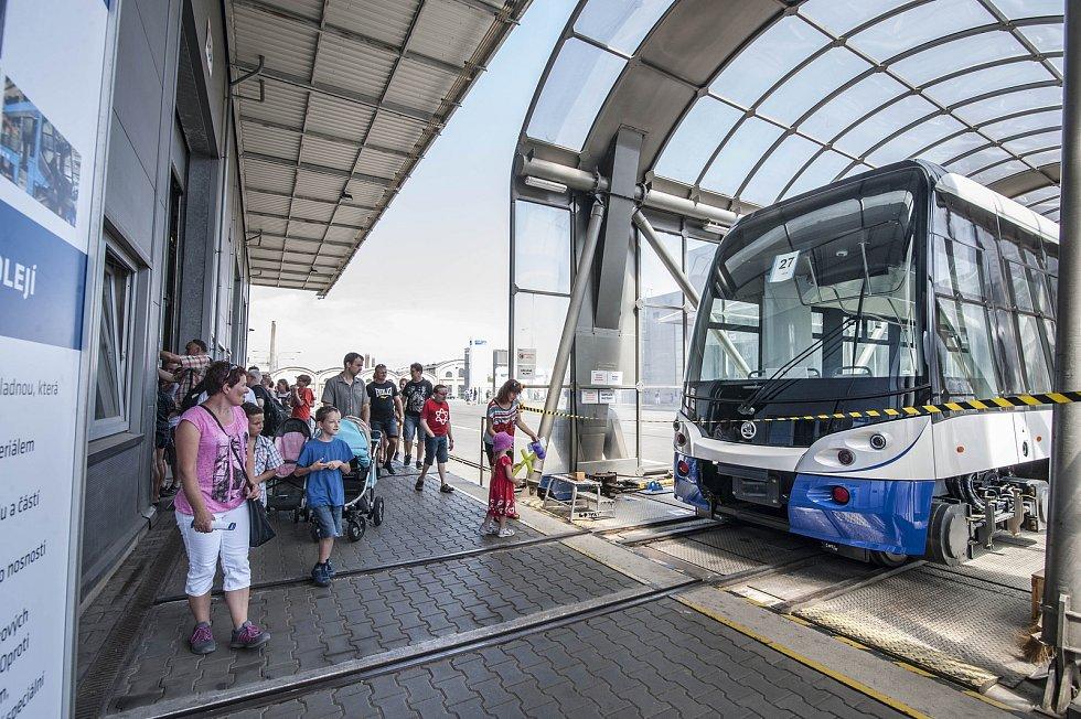 Škoda Transportation, ilustrační foto.
