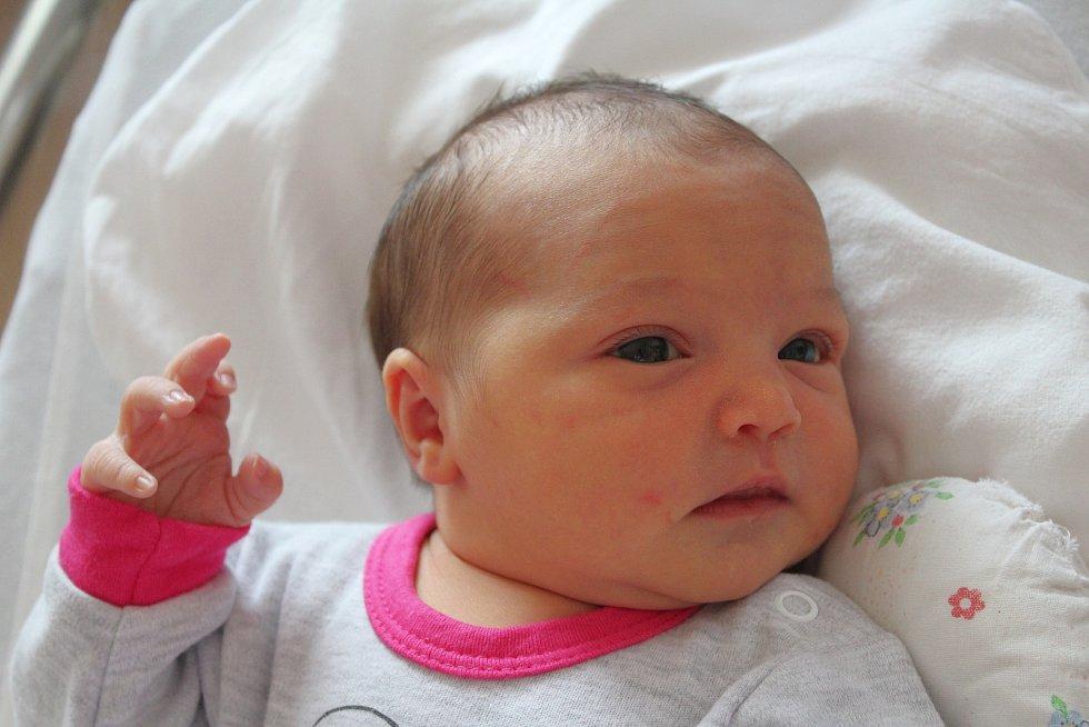 Kristýna Englerová se narodila ve FN na Lochotíně 11. září ve 21:33 hodin (3540 g). Rodiče Veronika a Vladislav z Nýřan věděli, že jejich prvorozené miminko bude holčička.