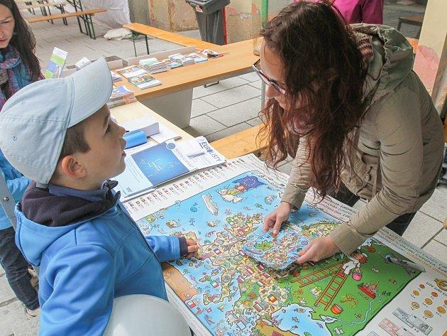 Evropský den sousedů v Plzni